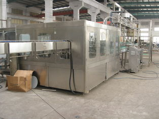 SUS304 Material PET Bottle Filling Machine / Automatic Liquid Filling Machine